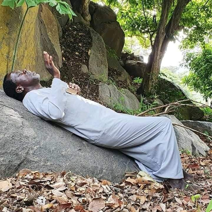 What TB Joshua Said About COVID-19 Lockdown, FG After Visit To Prayer Mountain