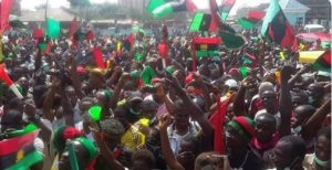 Biafrans 300x154 - Finally, Over 60 IPOB Members Regain Freedom