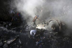 Breaking 107 People Feared Dead In Plane Crash 300x200 - Plane Crash Kills 7 Security Personnel