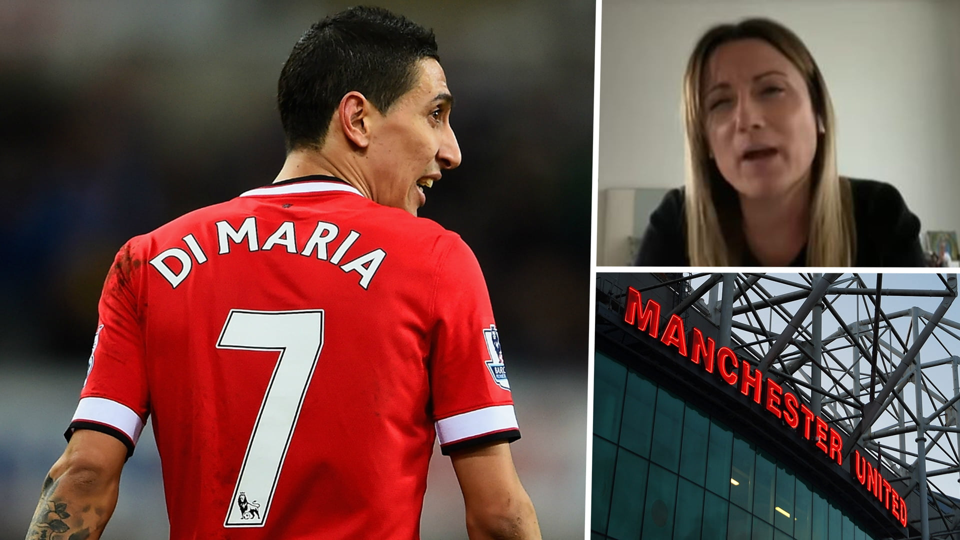 Angel Di Maria's wife, Jorgelina Cardoso, rants against United: Manchester is disgusting