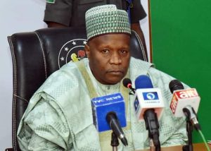 Gov. Inuwa Yahaya of Gombe State 300x214 - Gombe PDP Spokesperson Remanded In Prison For Insulting Governor Yahaya, APC Members
