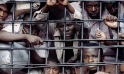 Breaking: Inmates Protest In Detention Amid Coronavirus In Nigeria