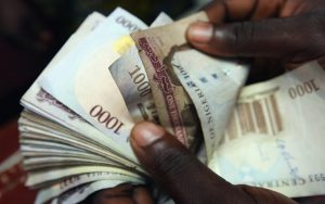 Money 300x188 - Daily Naira Exchange Rate Declined Against US Dollar to N465
