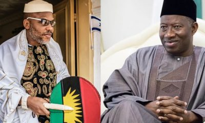 What IPOB Leader Nnamdi Kanu Demanded From Goodluck Jonathan's Govt (Video)
