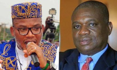What Nnamdi Kanu Said About Orji Uzor Kalu's Supreme Court Judgment