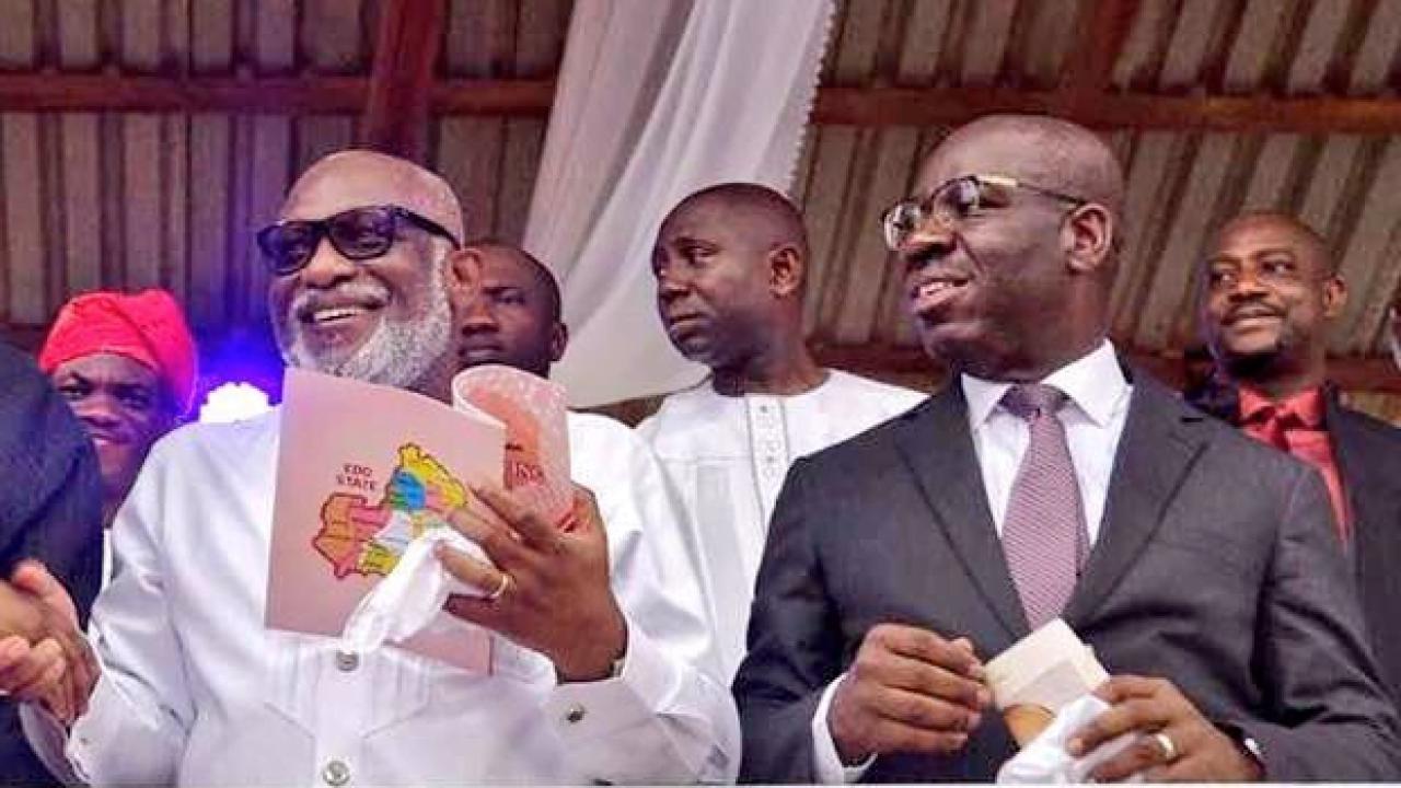 How Buhari Endorsed Obaseki, Akeredolu Second Term Bid - Oyegun