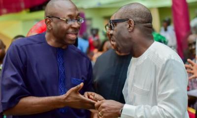 Edo 2020: I Won't Challenge Obaseki's Victory - Ize-Iyamu