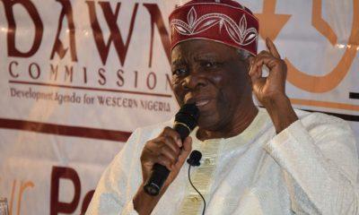 Yoruba Nation Agitators Have No Alliance With IPOB - Akintoye Replies Presidency