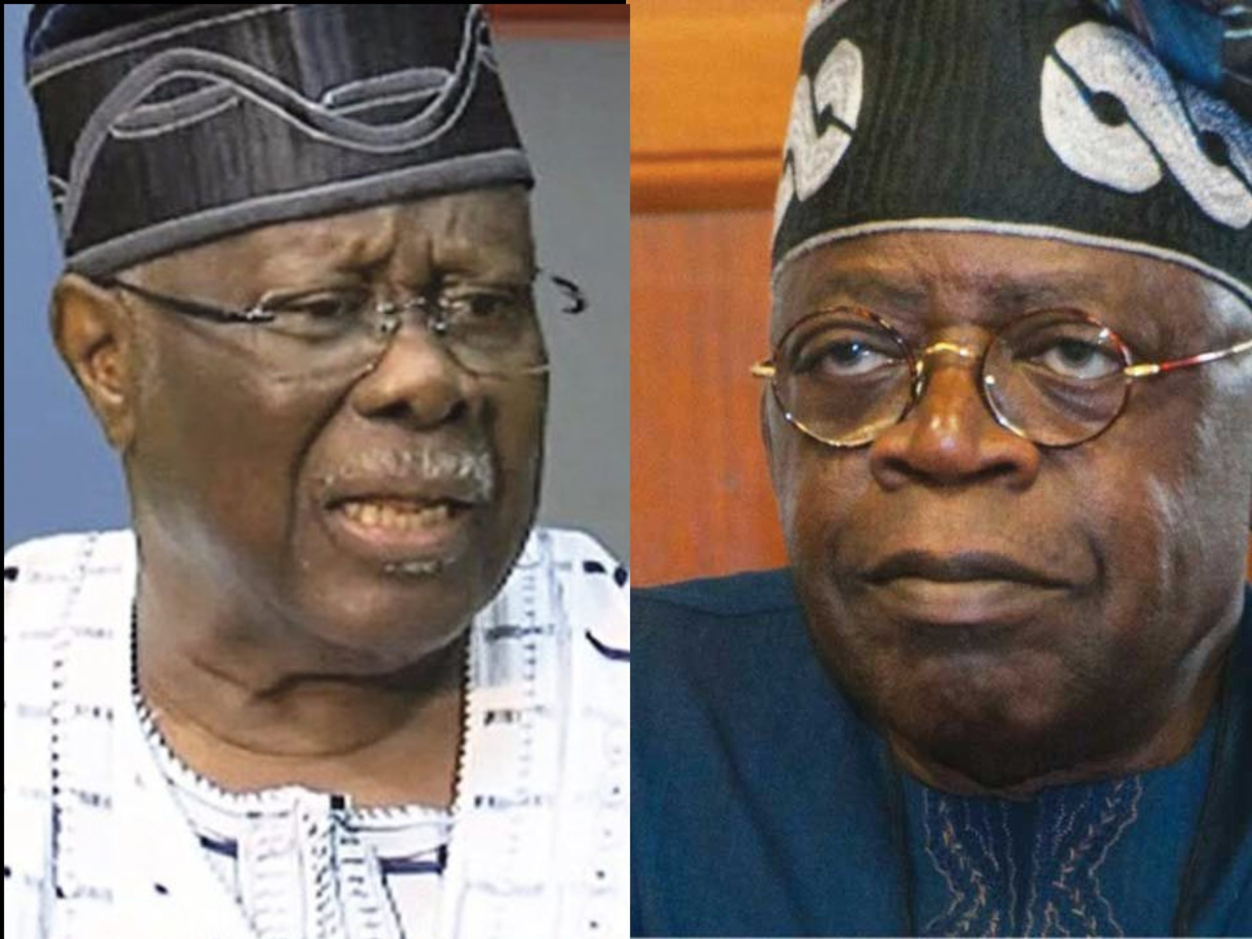 Tinubu Takes N9bn From Lagos Account Monthy - Bode George Alleges
