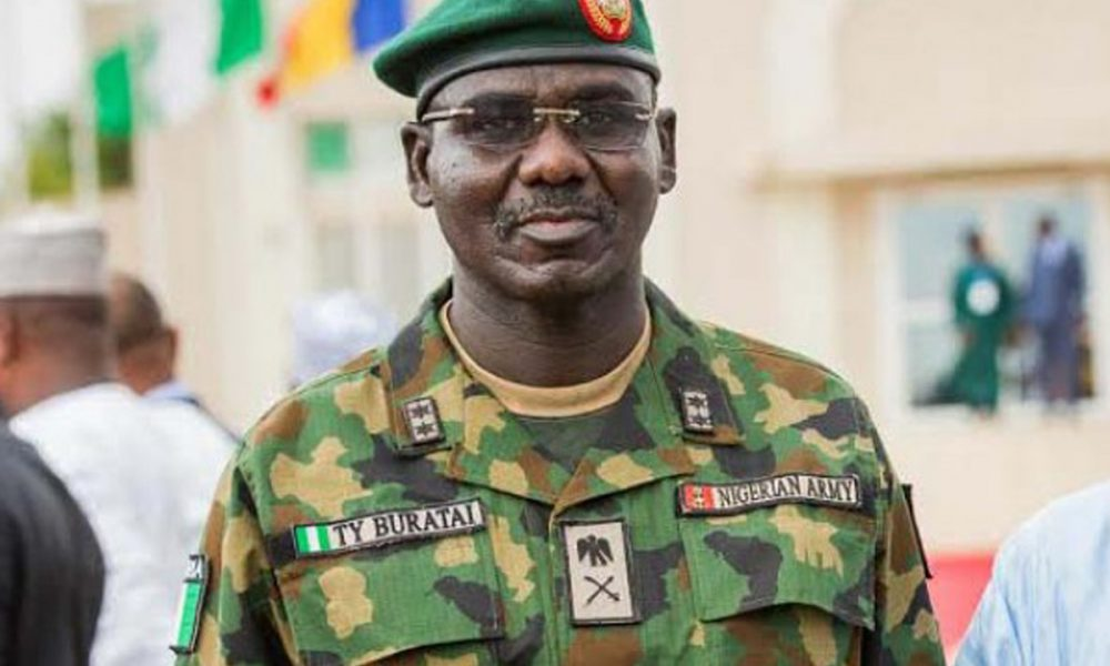 Nigerian Army Promotes 136 Senior Officers (Full List)