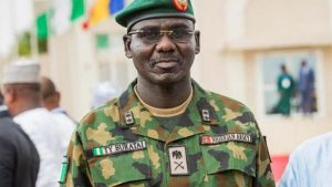 Buratai 300x169 - Travel Ban: I Don't Mind Staying In Nigeria – Buratai