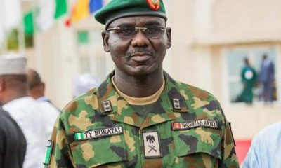 Buratai Threatens Whistleblower With N10bn Suit, See Why