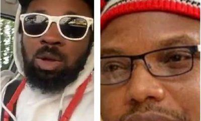 Biafra: Nnamdi Kanu, Eze Awo Fight Dirty Over Donations (Video)