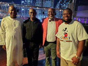 Hushpuppi: Why EFCC Must Probe Atiku, Saraki, Dino Melaye - APC