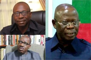 How PDP Provided Documents That Got Obaseki Disqualified - Oshiomhole