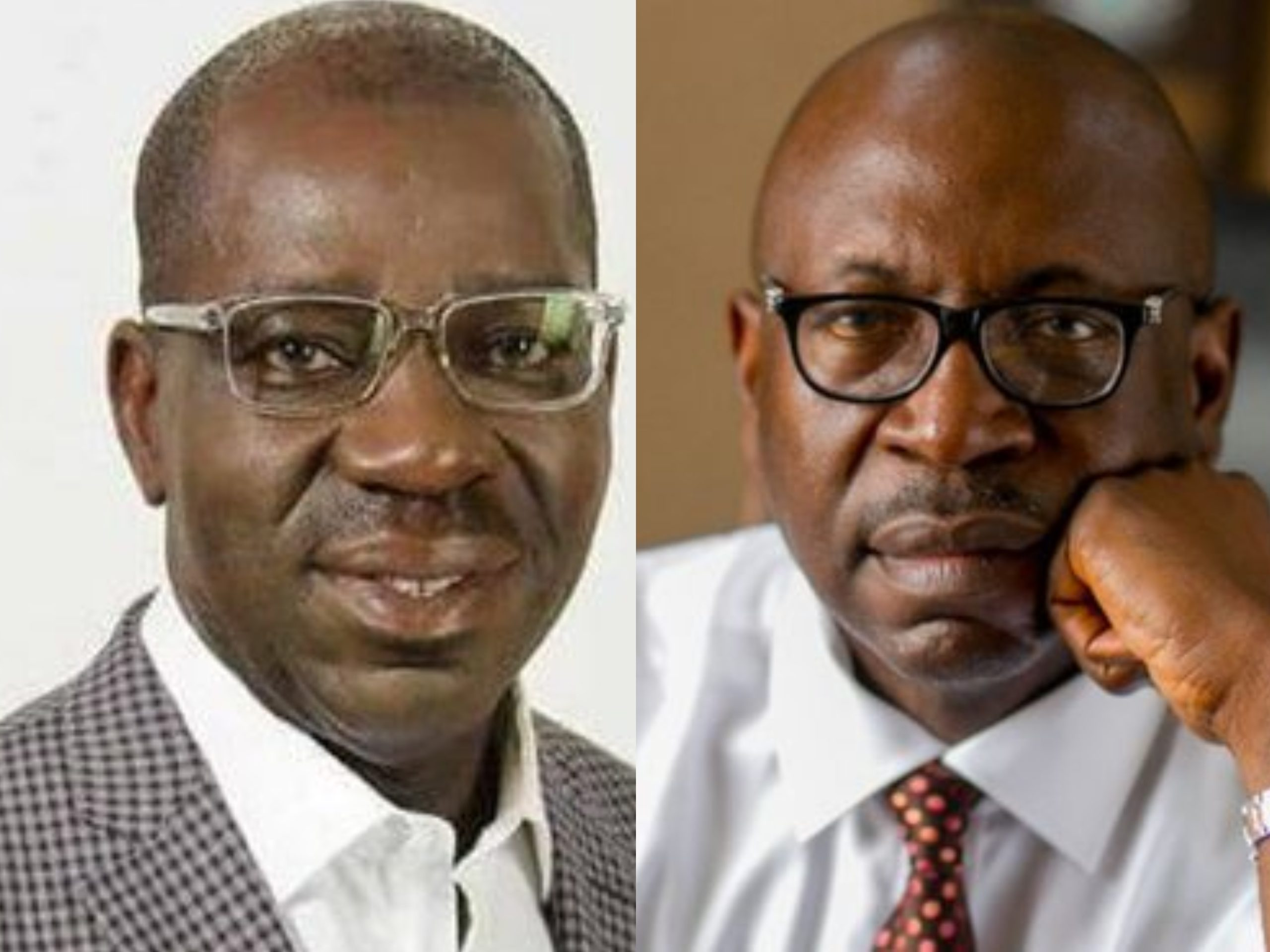 Edo 2020: How Obaseki Emerged PDP Gov'ship Candidate - Ize-Iyamu