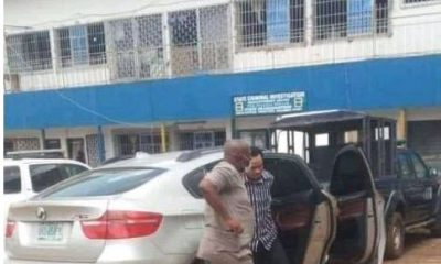 Prophet Odumeje In State CID Awka (Photos)