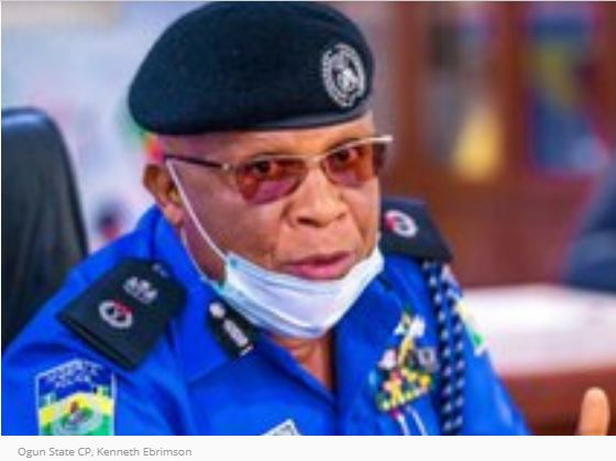 Date Set For Fresh Police Recruitment - Ogun CP