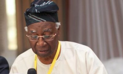 BREAKING: Foremost Nigerian Professor, Akinkugbe, Is Dead
