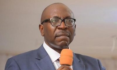 Edo 2020: Ize-Iyamu Picks Running Mate