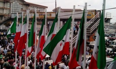 See The Four PDP Aspirants For Lagos East Primary Election