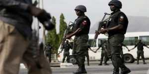 Police GUN 300x150 - Four Arrested For Killing Police Inspector In Abia