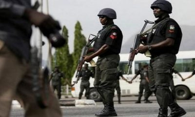 Breaking: Police Seal APC National Secretariat