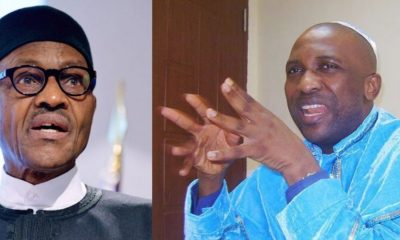 Primate Ayodele Raises Fear, Reveals What Will Happen To Buhari, Osinbajo, Presidential Viilla