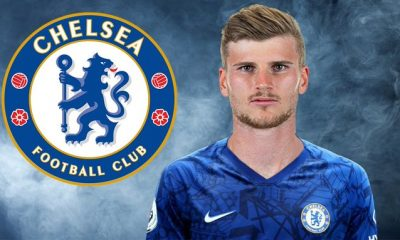 Chelsea Sign Timo Werner For £47.5m