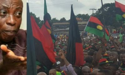 UNPO: MASSOB's Uwazuruike To Lead Biafra Delegation To The US