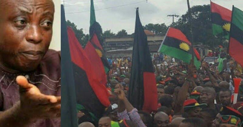 UNPO: MASSOB's Uwazuruike To Lead Biafra Delegation To The US