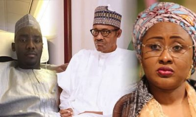 Aso Rock Crisis: President Buhari Sacks 20 Bodyguards