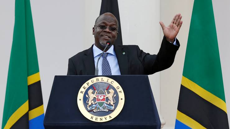 Tanzanian president claims 'country free of COVID-19'