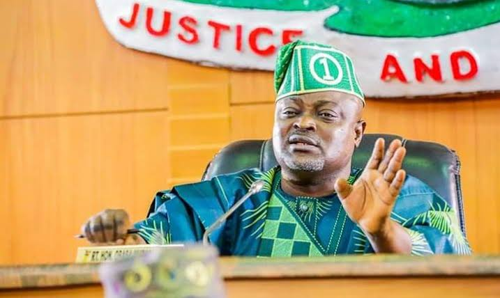 EFCC Grills Lagos Speaker Obasa Over Multi-Million Naira Fraud