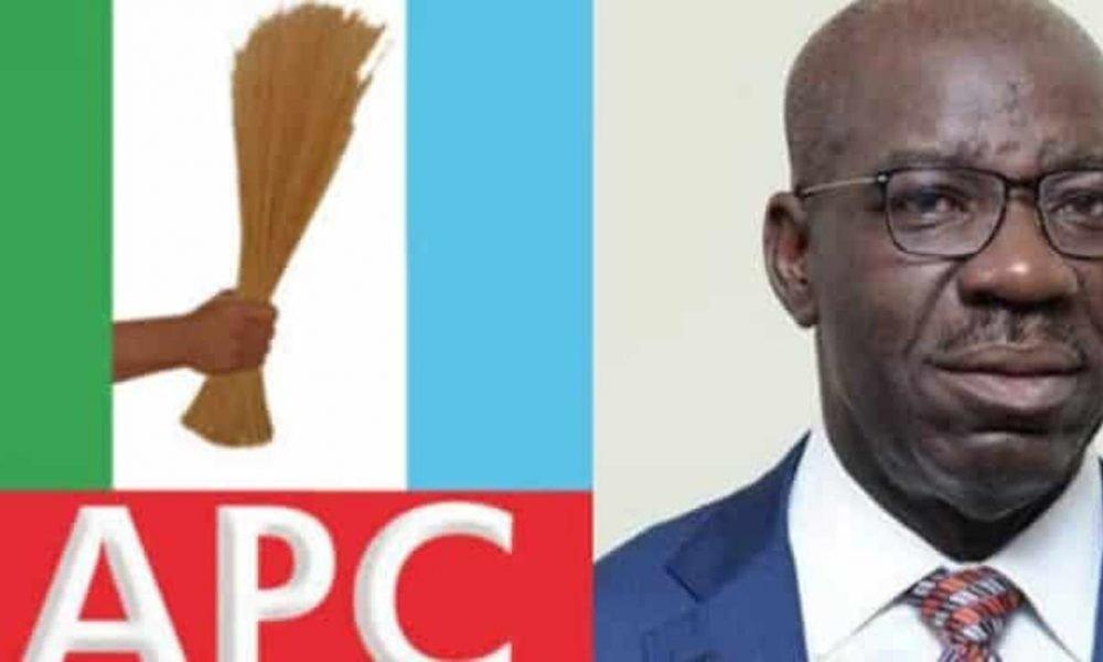 Edo: Obaseki Has Declared Himself Incapable Of Ruling – APC