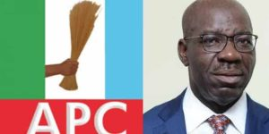 "obaseki APC 300x150 - Edo: ""It's Not The End Of The Road"" – APC Heads To Appeal Court Over Obaseki's Certificate"