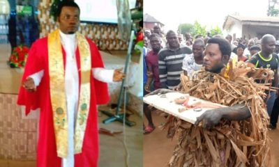 'I Bury Charms To Perform Miracles' - Popular Nigerian Prophet Confesses