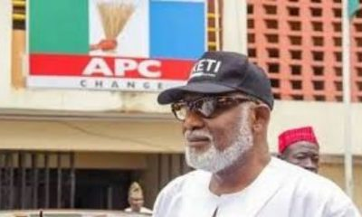 Names Of Governors, Minister Responsible For Ondo APC Crisis Revealed