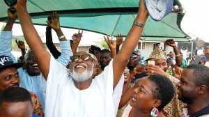 The Federal High Court in Abuja, on Wednesday, upheld the election of Governor Oluwarotimi Akeredolu of Ondo State.