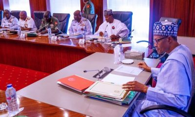 What Buhari Must Do To Service Chiefs - Ebonyi PDP