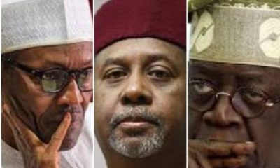 Dasuki Breaks Silence On Backing APC, Tinubu, Buhari Against Jonathan