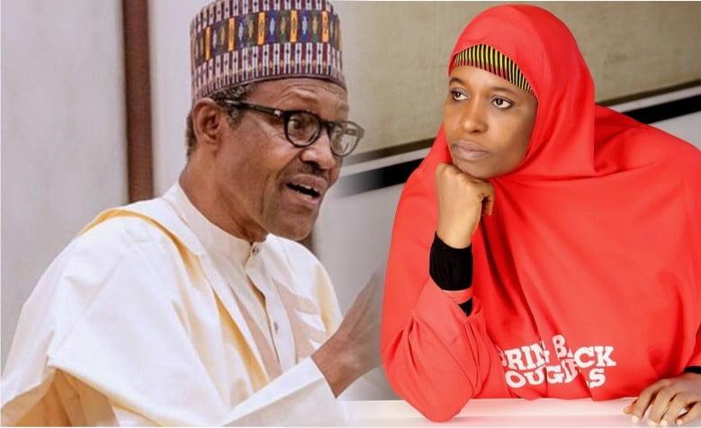 Leave Service Chiefs, Focus On Impeaching Buhari - Aisha Yesufu Tells NASS