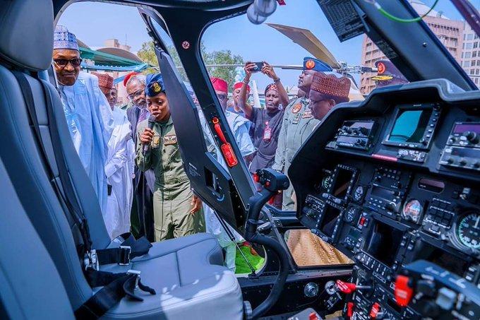 President Buhari In 'Deep Pain' Over Tolulope Arotile's Death