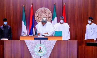 Malami, Boss Mustapha, Joe Abah, Others Get New Appointments From Buhari