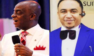 Tithing: You're Manipulative, Daddy Freeze Attacks Bishop Oyedepo (Video)