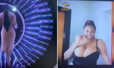 Busty BBNaija Housemate Dorothy Shakes Twitter (Photos/Video)