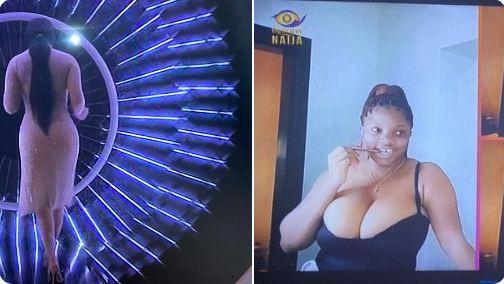 Busty BBNaija Housemate Dorothy Shakes Twitter (Photos/Video)