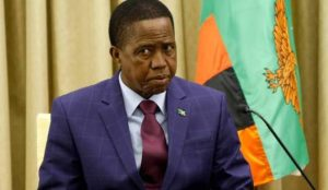Edgar Lungu 300x174 - President Sacks Health Minister With Immediate Effect
