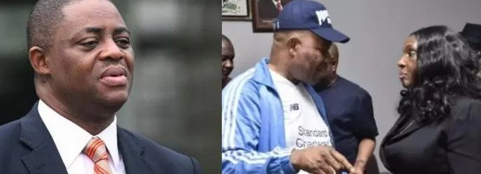 NDDC: Joy Nunieh Will Lead To Your Destruction - Fani-Kayode Warns Akpabio