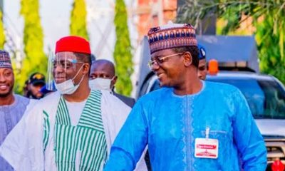 Zamfara Emir Security Tightened After Giving Fani-Kayode Chietaincy